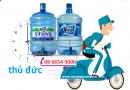 Đại lý giao nước uống tận nơi quận Thủ Đức giá rẻ